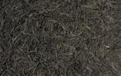 dark mulch