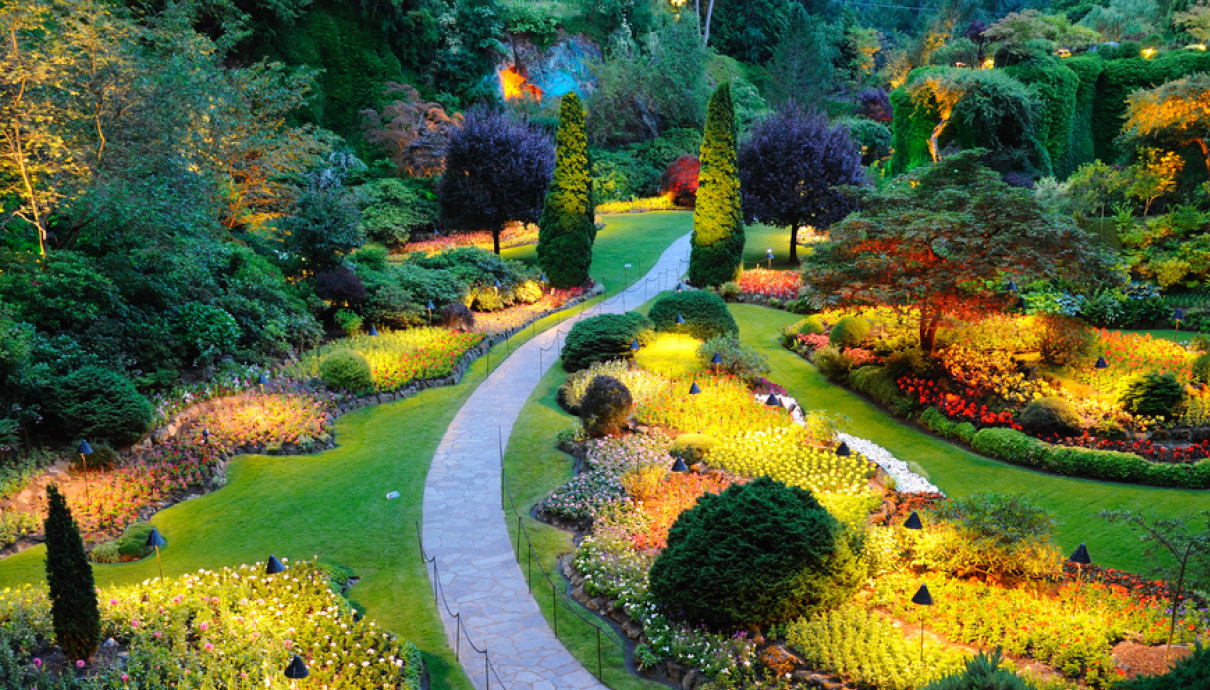 Get ready for garden tours salisbury landscaping for Landscaping courses adelaide