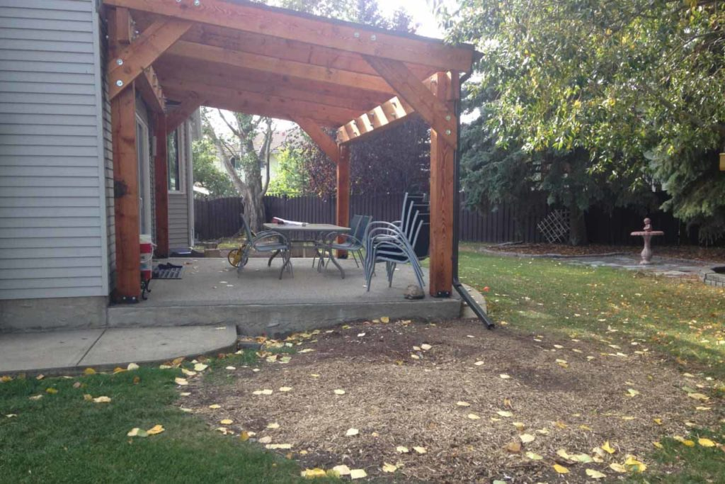 Stone Patio Edmonton Sherwood Park