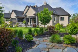 Stone Paver and Custom Landscape Design Edmonton