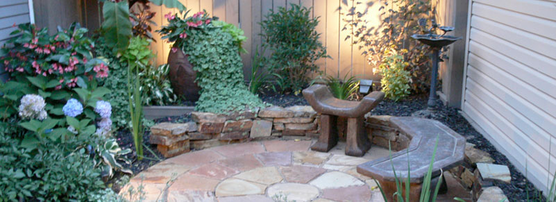 Outdoor Landscaping in Small Spaces - Salisbury Landscaping Edmonton