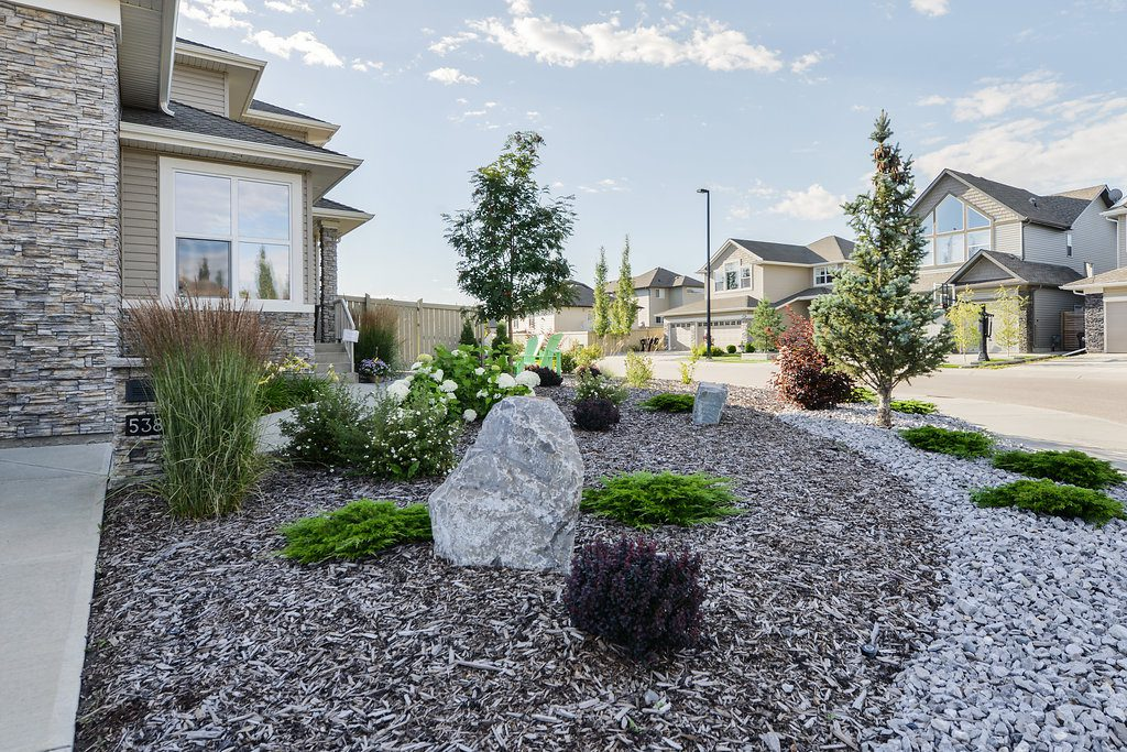 The Ridge Landscape Design by Kevin Napora of Salisbury Landscaping