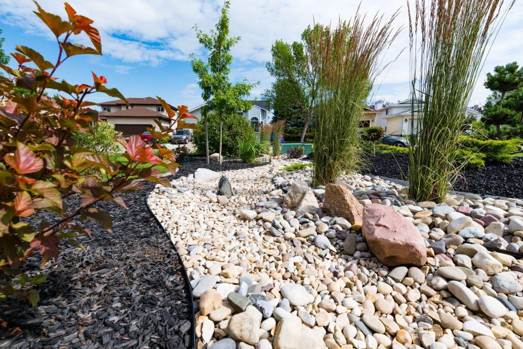 Clarkdale landscape design by Kevin Napora of Salisbury Landscaping