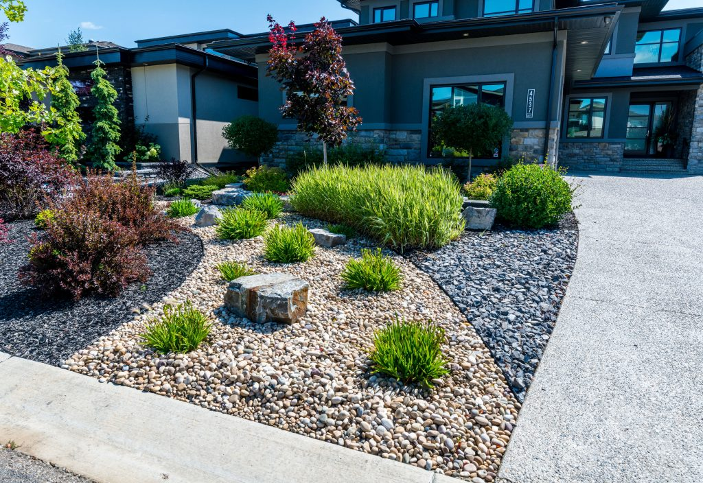 McTaggart Landscape Design by Andreas Lietz of Salisbury Landscaping.