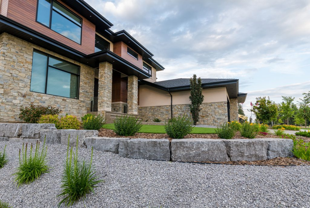 Keswick Landscape Design by Andreas Lietz of Salisbury Landscaping