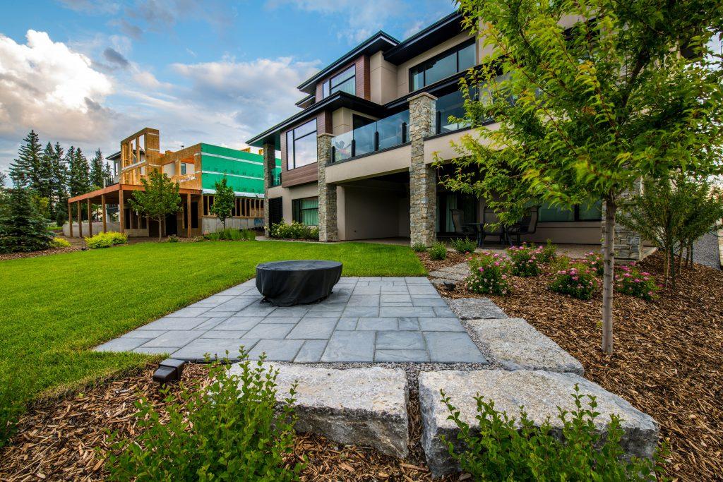 Keswick Landscape Design by Andreas Lietz of Salisbury Landscaping
