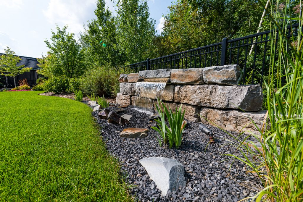 Bacchus Landscape Design by Andreas Lietz of Salisbury Landscaping