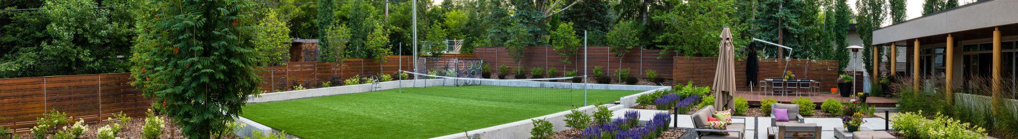 Laurier Park Landscape Design by Jason Stubbs of Salisbury Landscaping
