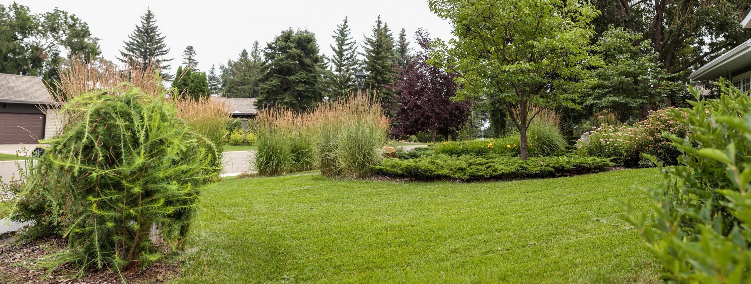 Landscape Design Ideas for Corner Lots