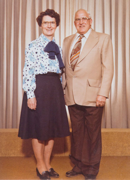 Fred and Helen Sproule
